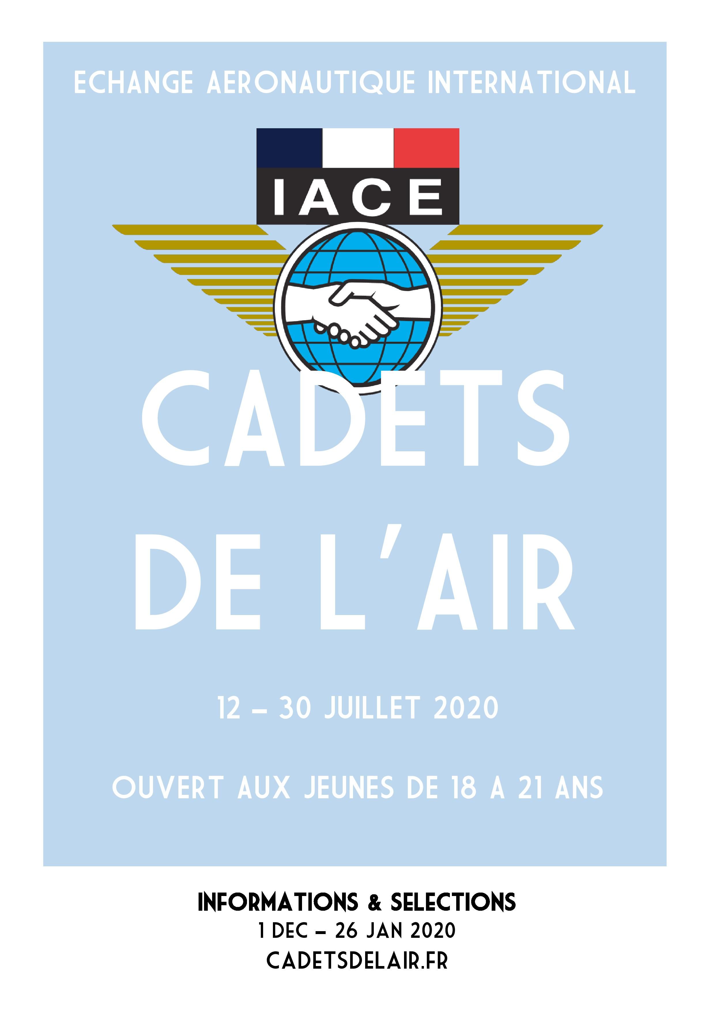 2020 Affiche selections IACE
