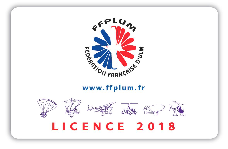 Licence offerte !