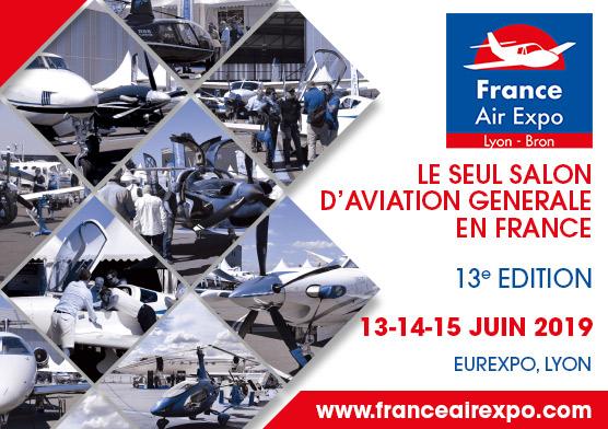 France Air Expo 2019 revient à Lyon