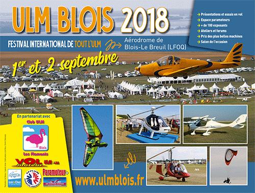 ULM Blois 2018