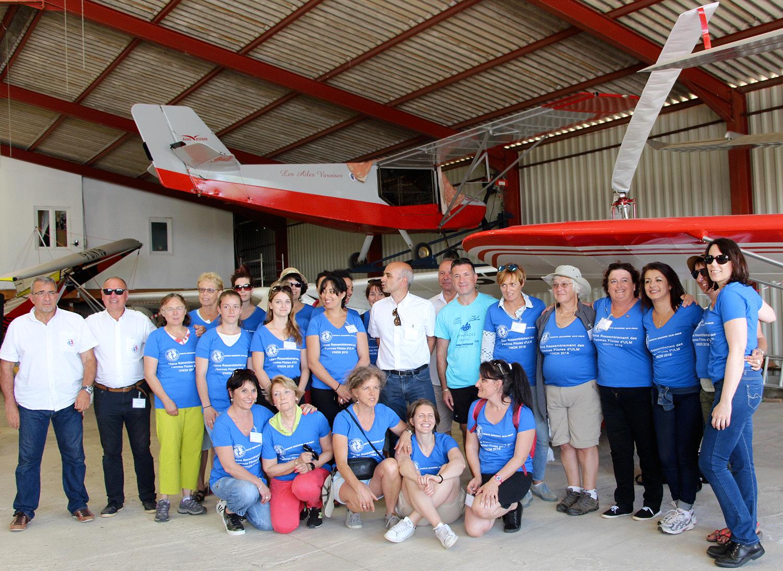 Retour sur le Rassemblement des Femmes Pilotes à Vinon