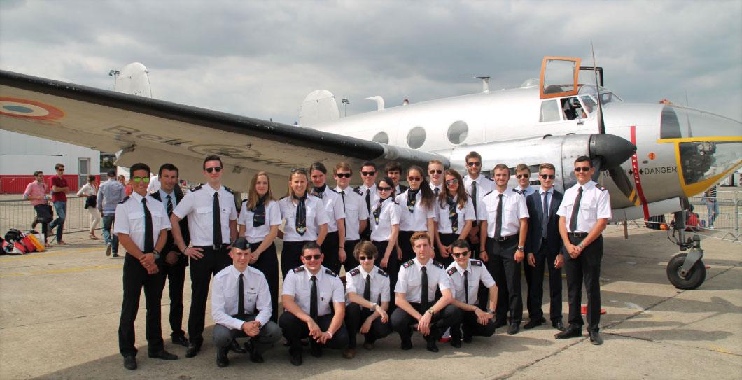 Cadets de l'air 2019