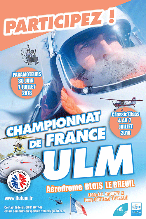 Championnat de France ULM 2018