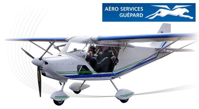 Votez pour Aéroservices Guépard, entrepreneur aveyronnais de l'année !