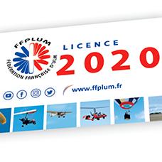 Licence et Assurances 2020