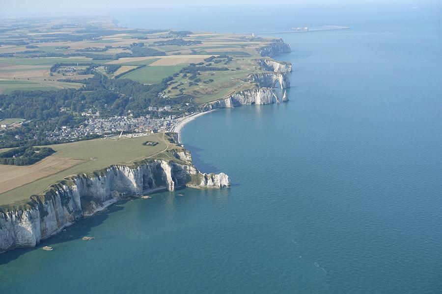 Le Havre Saint-Romain : de la Picardie à la Normandie