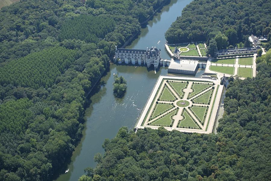 Amboise, par les Châteaux de la Loire