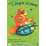 Affiche Coupe Icare